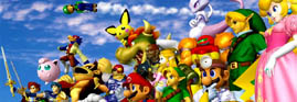 Super Smash Bros. Brawl, le décompte
