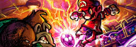 Critique - Super Mario Strikers