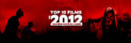 Top 10 - Films de 2012 (Partie 2)
