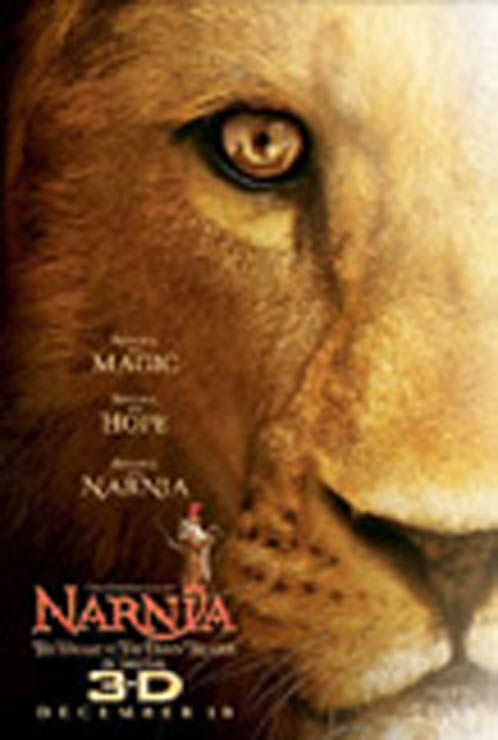 The Chronicles of Narnia : The Voyage of the Dawn Treader